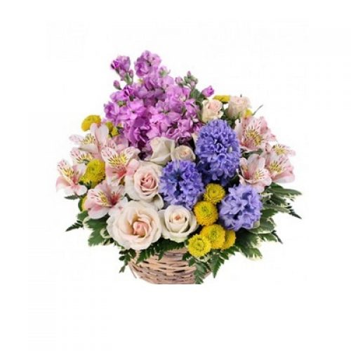 Fragrant Garden Arrangement