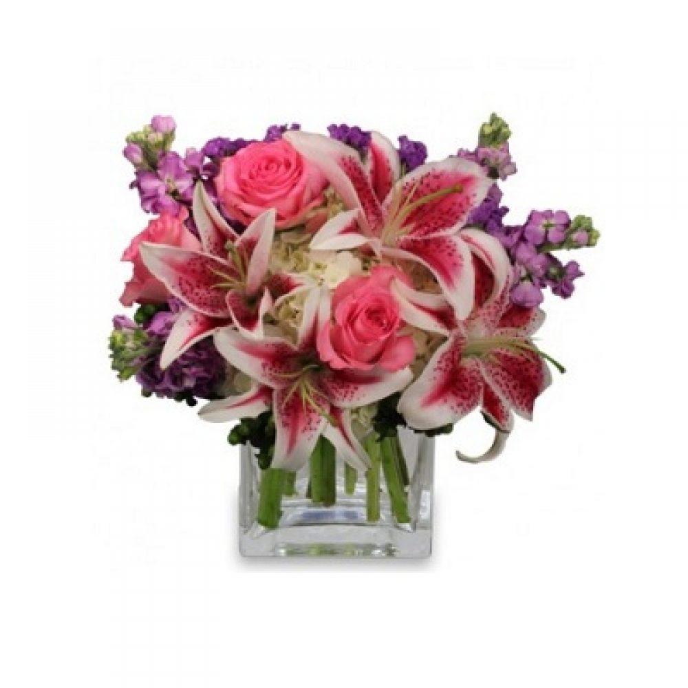 More Than Words Flower Arrangement